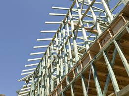 Laserframe structural framing timber