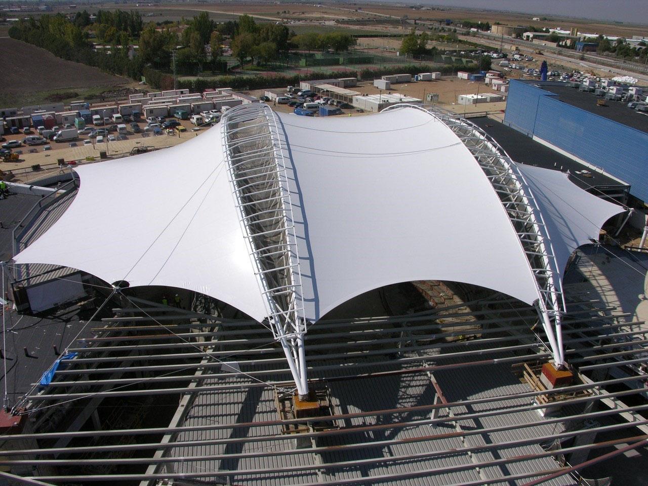 Tensile Membranes Architecture And Design Architecture