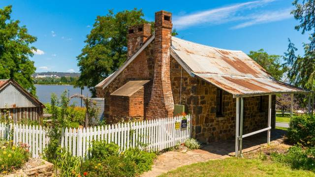 Blundells Cottage Outside Canberra