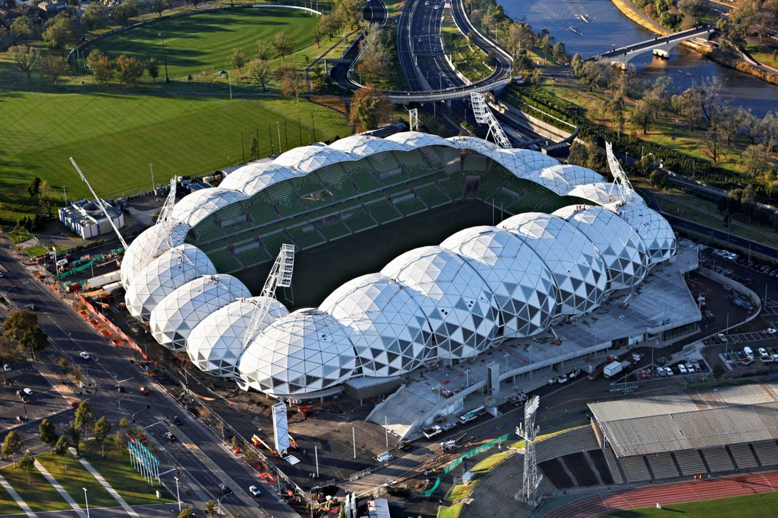 Melbourne Rectangular Stadium AAMI Park
