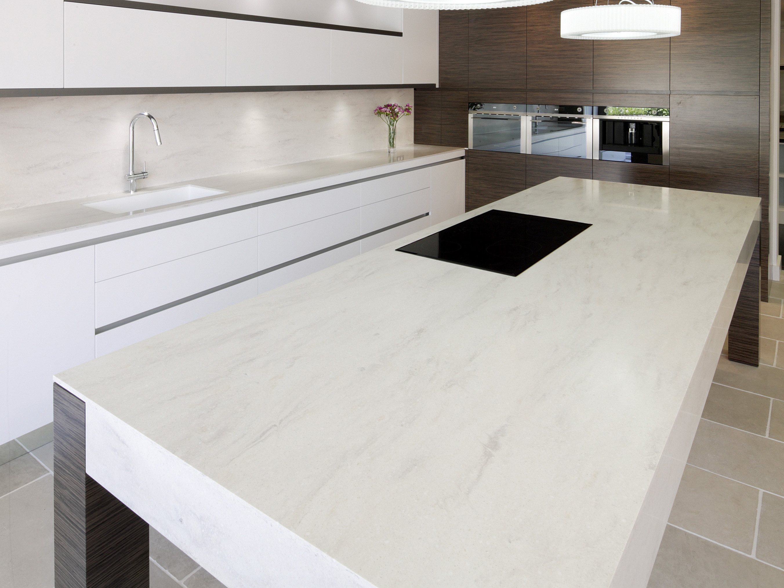 Corian® for residential applications