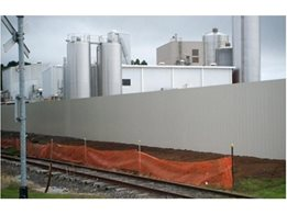 D5 Noise Abatement Fencing for Sound Reductions from Envorinex