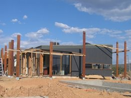 Structural Solid Timber Posts by Nullarbor Timber