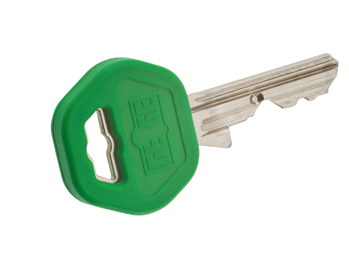 Dormakaba Mechanical Key System Key Detaill