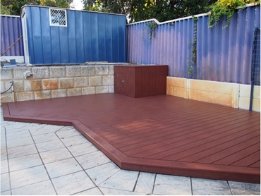 Passport PVC Plastic Decking