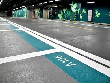 Deckshield: Car park coatings