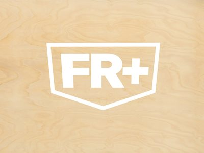FR Logo on fire rated plywood