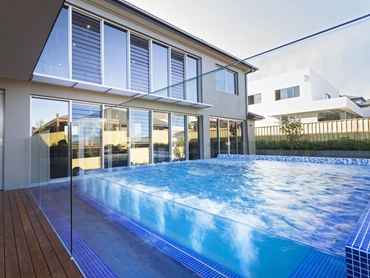 Pool Windows Pool Walls And Glass Water Features From