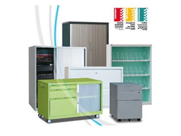 Bosco's space saving office storage solutions