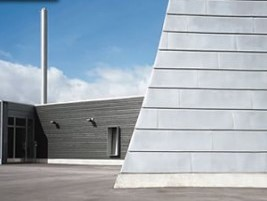 Rheinzink® - a natural material for roofing and walling applications