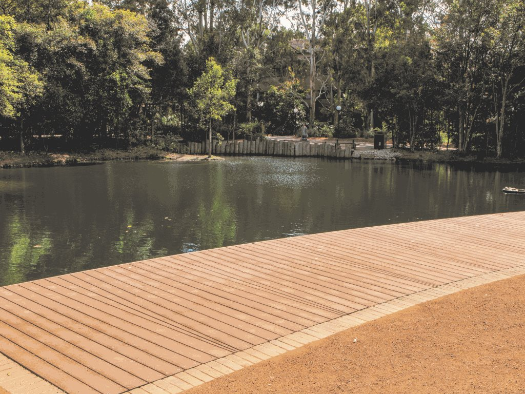 The Choice for All Round Performance - Latitudes Duro Decking