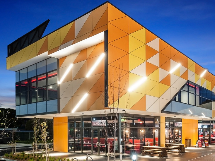 ExoTec™ façade panel and fixing system | Architecture & Design