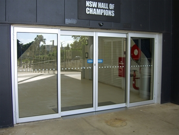 Automatic Door Systems from Commerical Applications from ADIS Automatic Doors