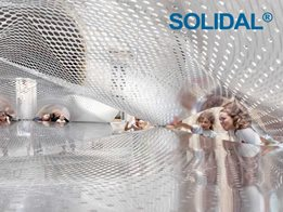 SOLIDAL® Perforated® Solid Aluminium (Non-combustible)