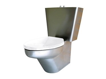 Hygienic and Vandal Resistant Commercial Toilets and Urinals by RBA Group