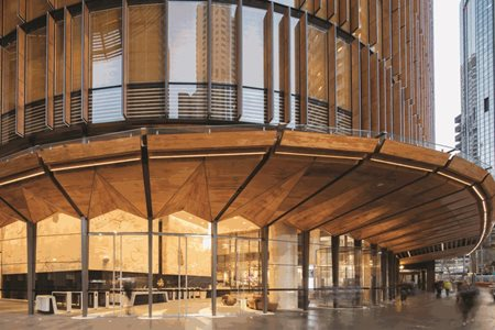 2017 Sustainability Awards, Commercial winner: EY Centre, 200 George Street by Mirvac