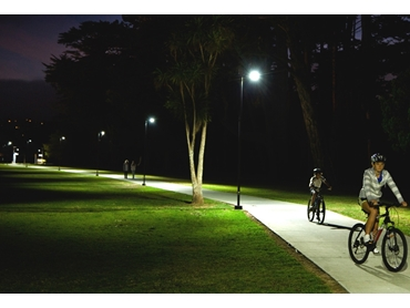 LEDway Street Lights from Advanced Lighting Technologies & THE EDGE® Area Lighting for High Visibility and Reliability by ... azcodes.com