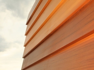 Western Red Cedar offers style, practicality and real environmental commitment