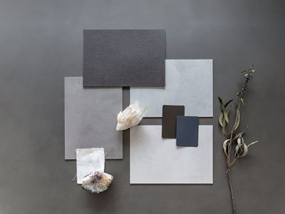Altro Whiterock Wall Designs Minerals Colour Mood Board