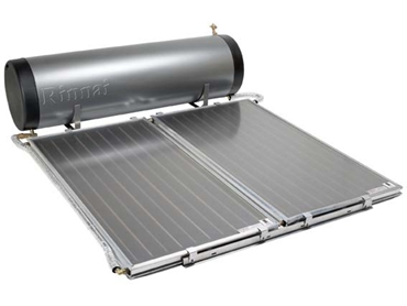 Rinnai Australia Solar Hot Water Systems Provide a Clean, Inexhaustible Supply of Energy