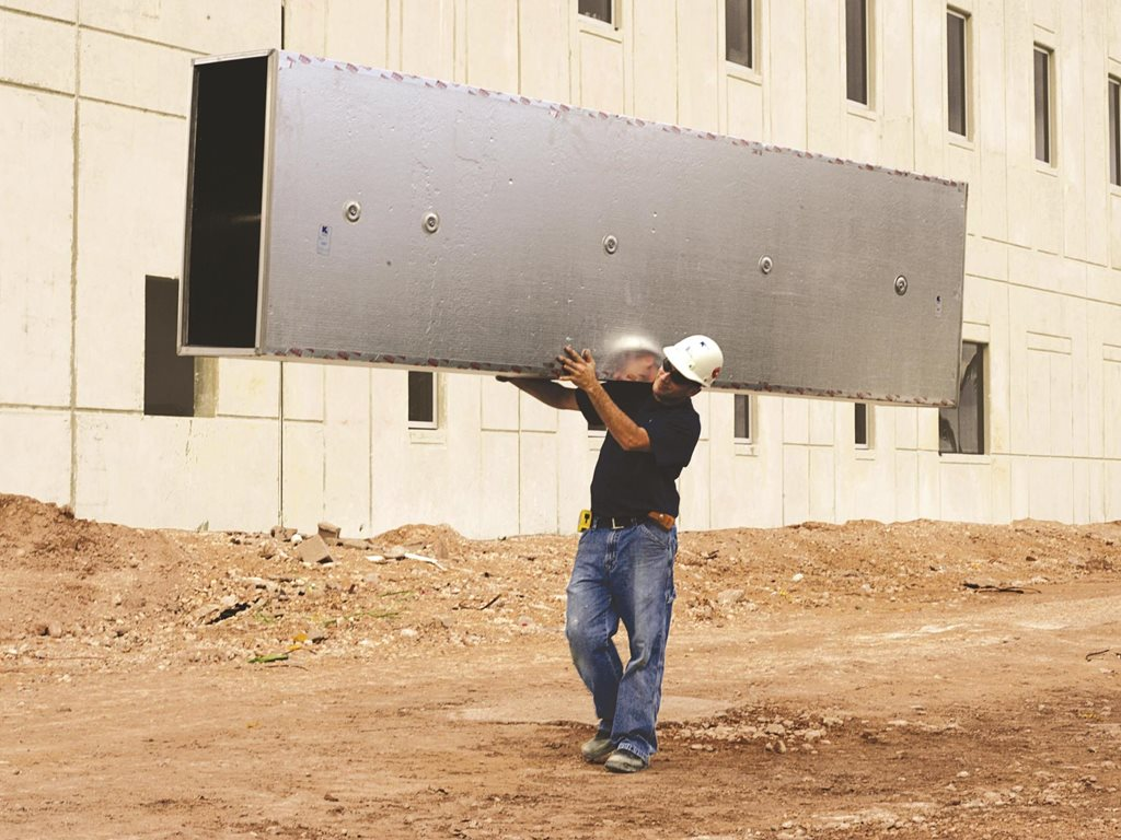 KoolDuct high performance pre-insulated rigid ductwork by Kingspan Insulation