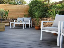 Trekker Composite Decking by Havwoods