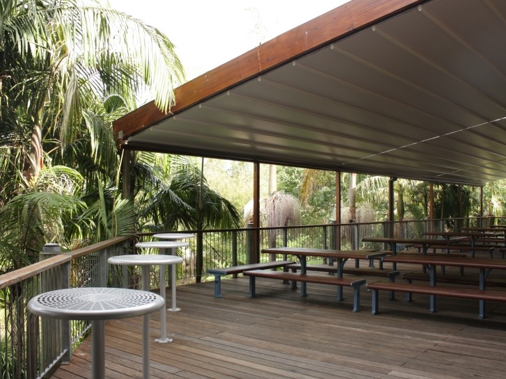 Retractable Roofs: all weather protection for outdoor living