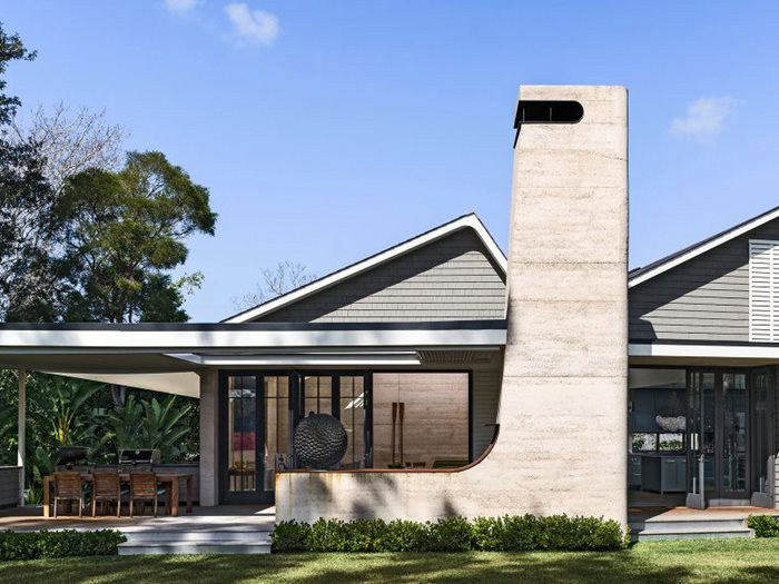 Down To Earth Extension Of A 1900s Bungalow Architecture