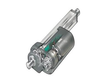TECHLINE Electric Linear Actuator Systems for Heavy Duty Industrial Work Applications from LINAK