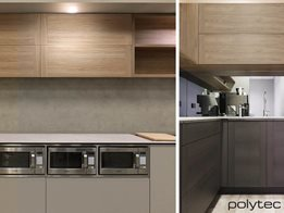 Polytec ULTRAGLAZE range | Architecture & Design