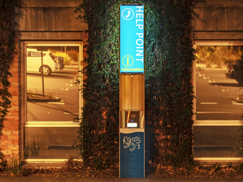 Modular Signage Solutions for Public Wayfinding and Commuity Information Displays