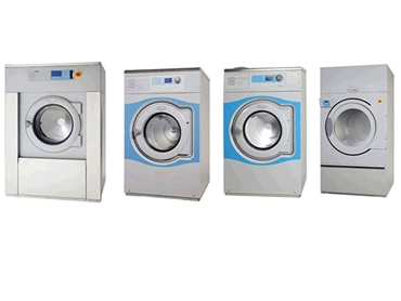 Eco Friendly Professional Front Load Washer Extractors from Electrolux Laundry Systems