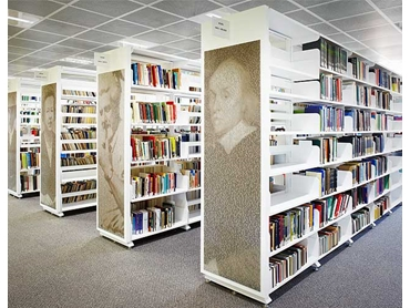 Mobile Shelving and Library Shelving from Bosco Storage Solutions l jpg