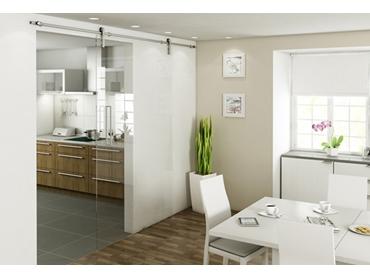 Luxury Smooth Slido Sliding Door Series From Hafele