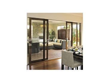 Elegant with Contemporary Style Meranti Timber Windows and Doors from Trend l