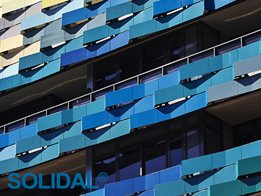 SOLIDAL® Powder coated Solid Aluminium