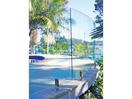 Frameless Glass Fencing from Dimension One Glass Fencing
