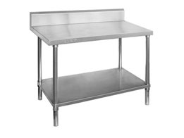 Custom Stainless Steel Benching for Commercial Kitchens from FED