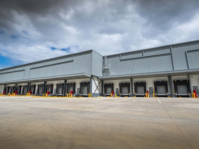 PFD Food Services' new distribution centre