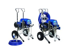 Graco Ultra Max II 695 and 795 Electric Airless Sprayers for Residential, Commercial and Industrial Applications