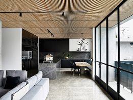 Wellington Architectural Epsilon Panel: Timber cladding panel