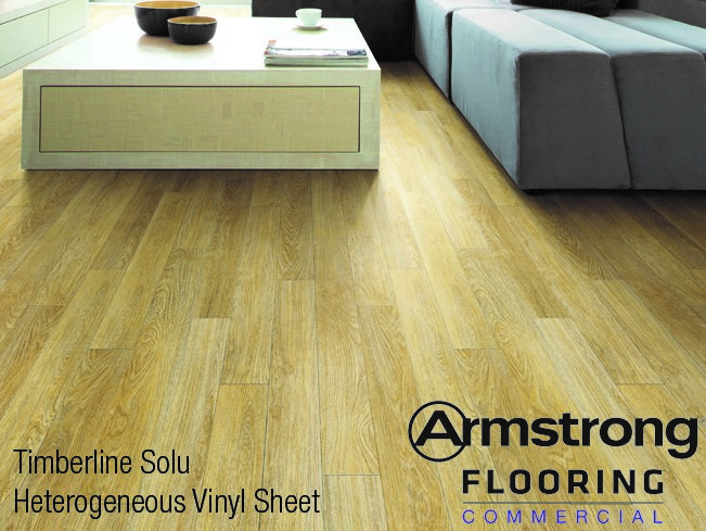 Armstrong Flooring S Timberline Amp Translations Vinyl Sheet