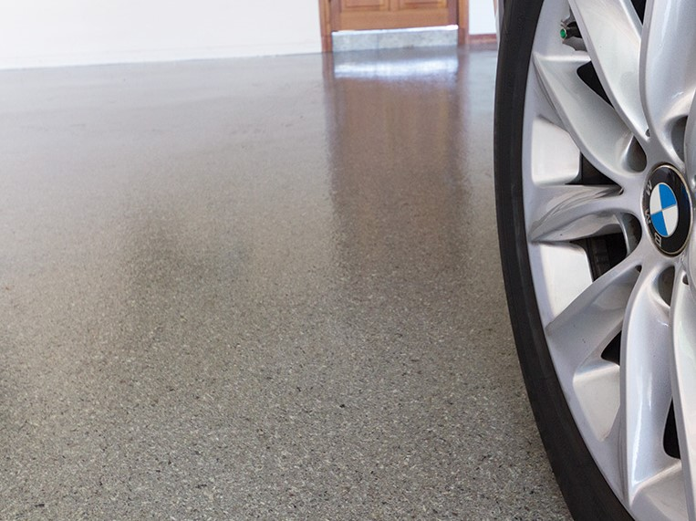 CCS Florentina Spray Stone Flooring for a seamless granite appearance