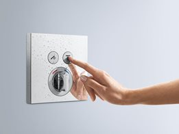 Hansgrohe Raindance Select - Air Power technology