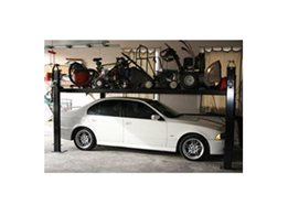Car Lifts, Freestanding Automotive Hoists and Vehicle Storage for your Garages from Hero Hoists