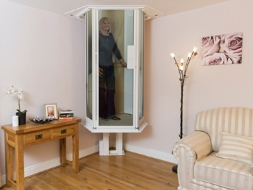 Domestic Home Elevators And Vertical Lifts By P R King