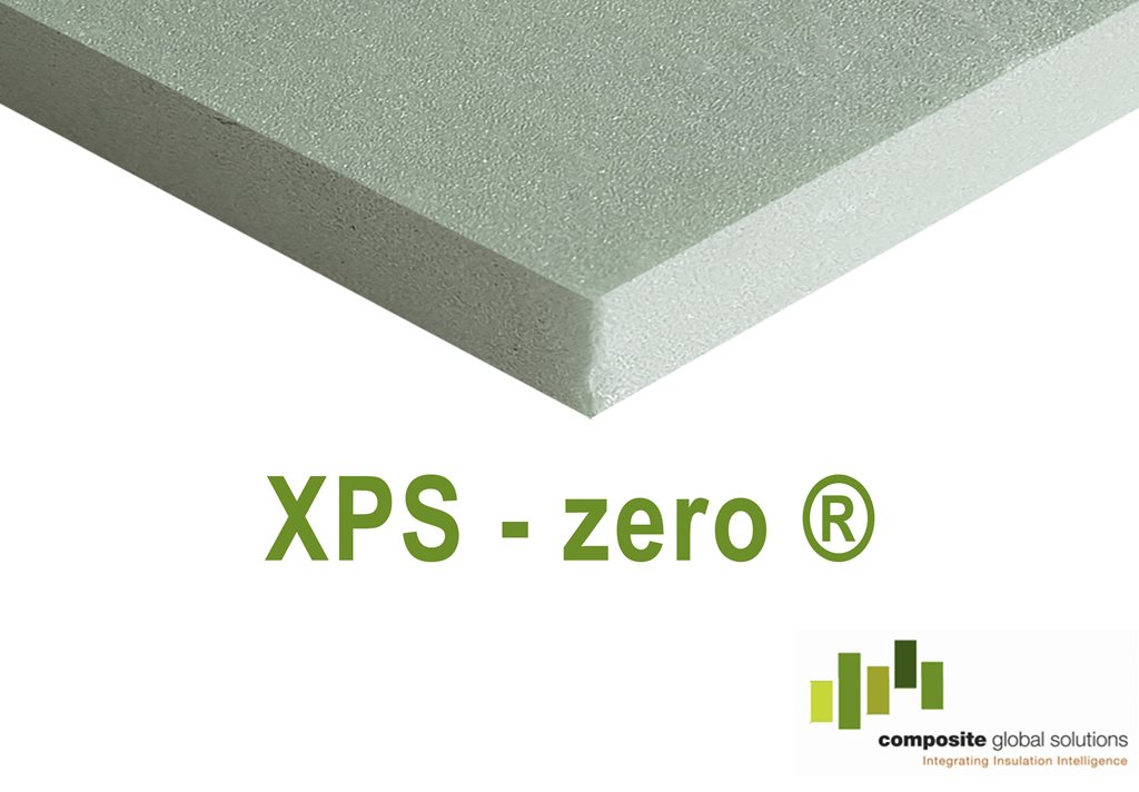 XPS-zero extruded polystyrene insulation
