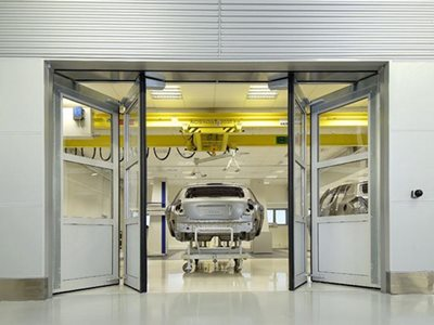 DMF Efaflex High-Speed Folding Doors