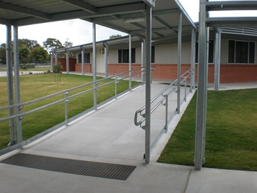 Assistrail Disability Handrails Offer Significant Benefits Over Traditionally Welded Alternatives