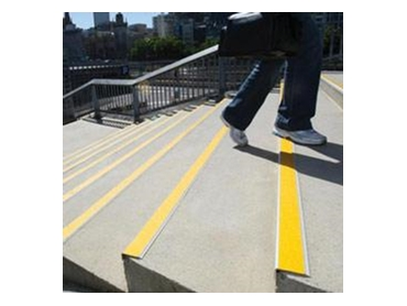 Tactile Indicators, Stair Nosings, Braille Signage, Access and Mobility Systems